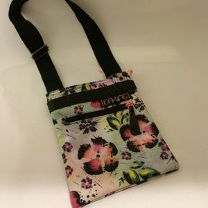 Dakine Floral Jive Crossbody Bag / Purse